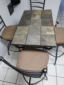 Beautiful breakfast table Thumbnail