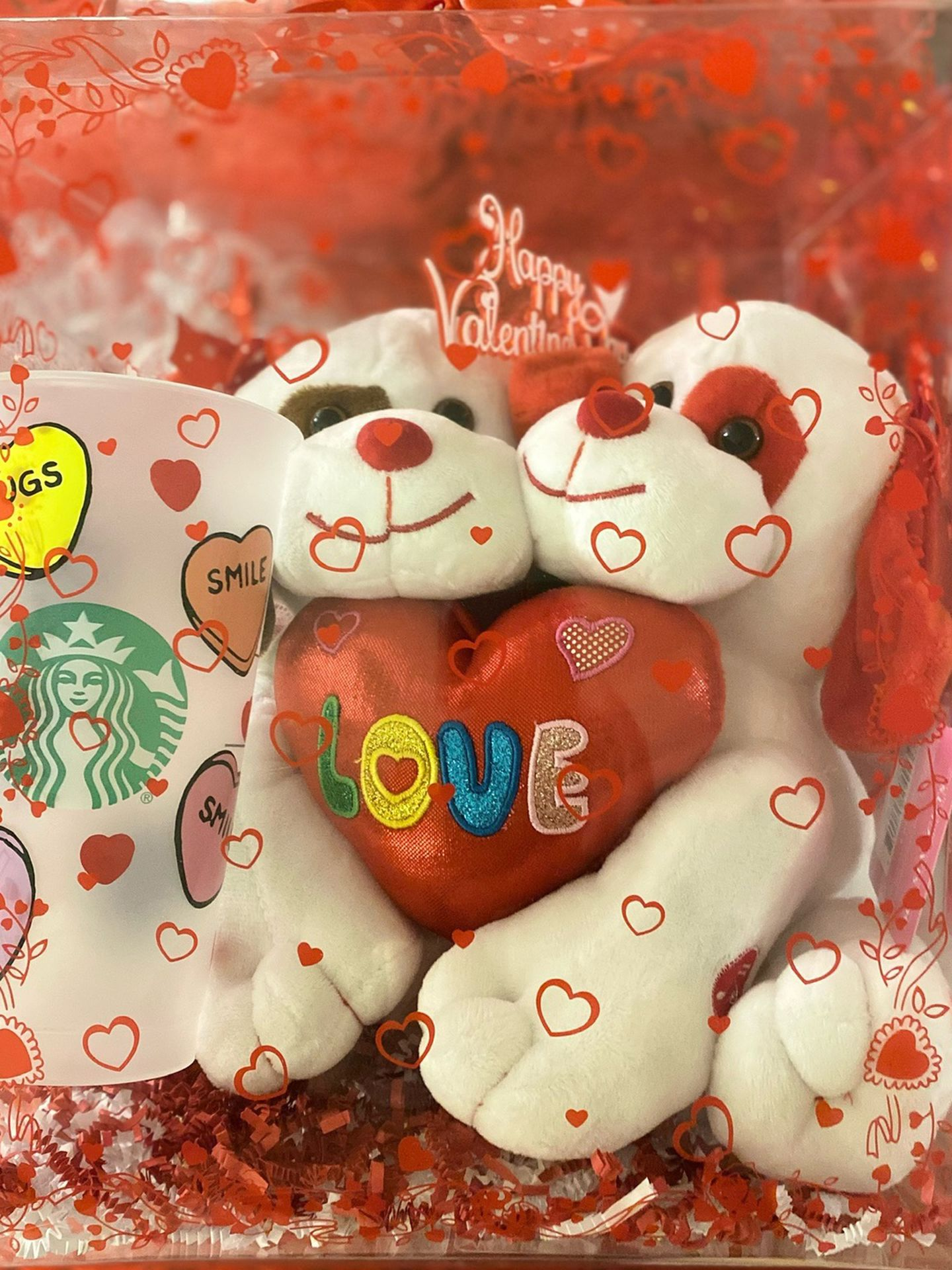 Valentine's Day Bundle With Cup
