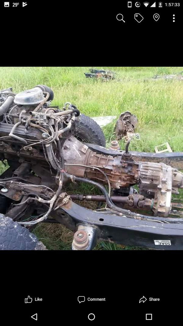 Dodge nv3500 4x4 5speed transmission for Sale in Cheney, KS - OfferUp