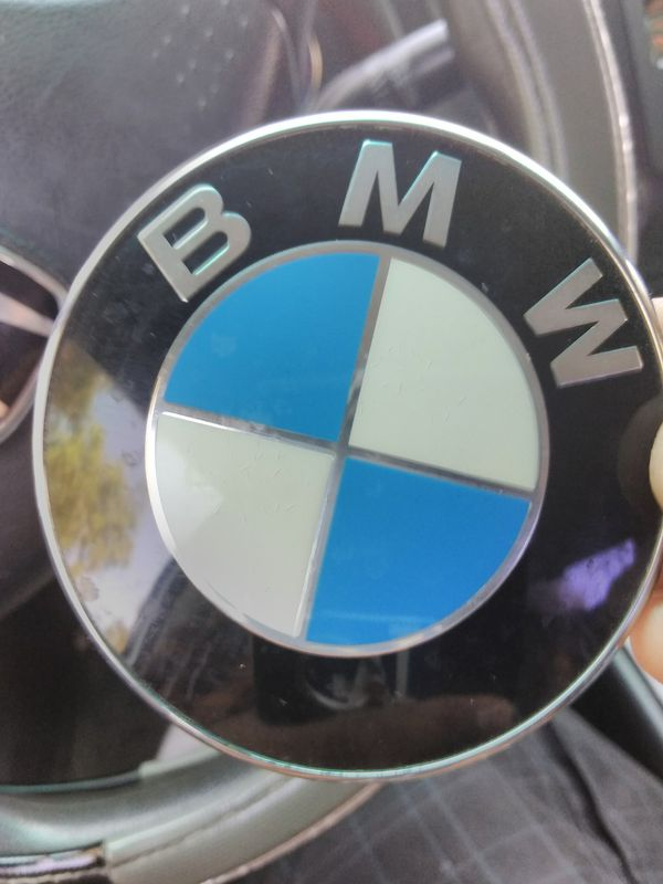 Black Bmw Emblem For Sale In Bloomington Ca Offerup