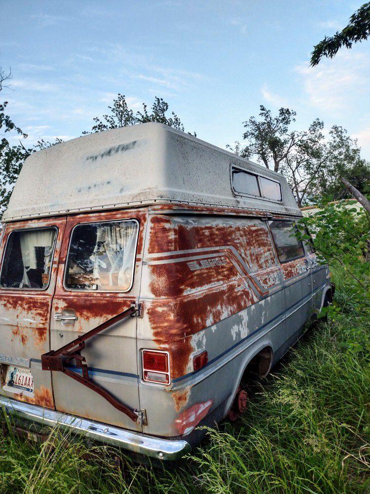Photo 1977 Chevy camper