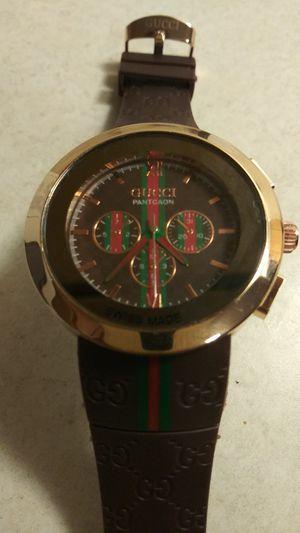 Men's Gucci watch for Sale in Stewartville, MN