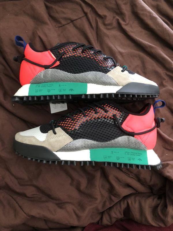 a83dd1bdb Adidas x Wang Reissue Run 8   9 for Sale in Queens