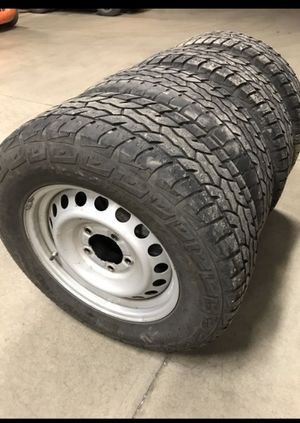 Photo 4 Toyota Tundra 275/65R18s $940 Worth of wheels for $360 obo
