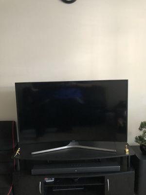 """Samsung Curved TV 49"""" for Sale in Atlanta, GA"""