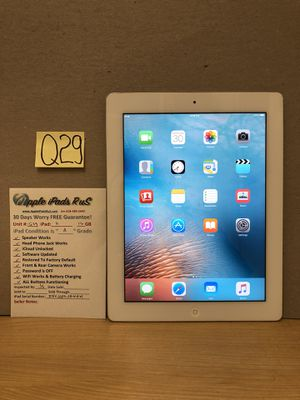 Q29 - iPad 2 16GB for Sale in Los Angeles, CA