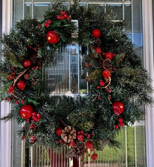Christmas Wreath for Sale in Winter Garden, FL