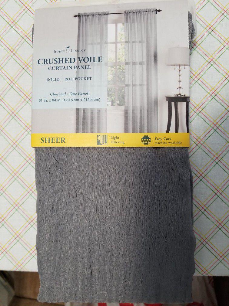 Curtain Panel Set