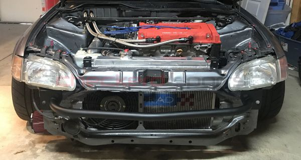 Eg race bumper crash for Sale in Lawrence, MA - OfferUp
