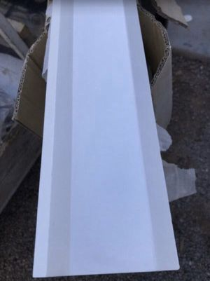 Photo FIRM on Price! Kitchen Cabinet Crown Moulding 48 linear feet