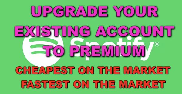 Spotify Premium Lifetime for YOUR Account for Sale in Aston, PA - OfferUp