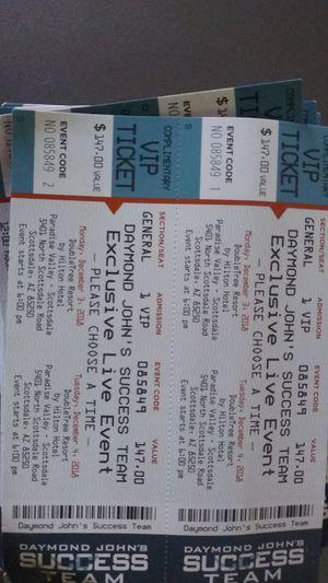 Tickets for Sale in Salt Lake City, UT