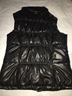 NY & Company Puffy Vest Women's Large  Thumbnail