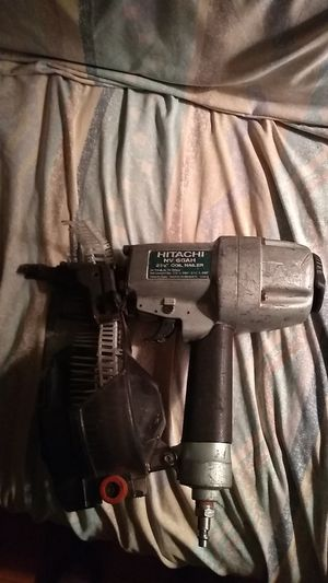 Hitachi roofing nailer for Sale in Wheaton, MD