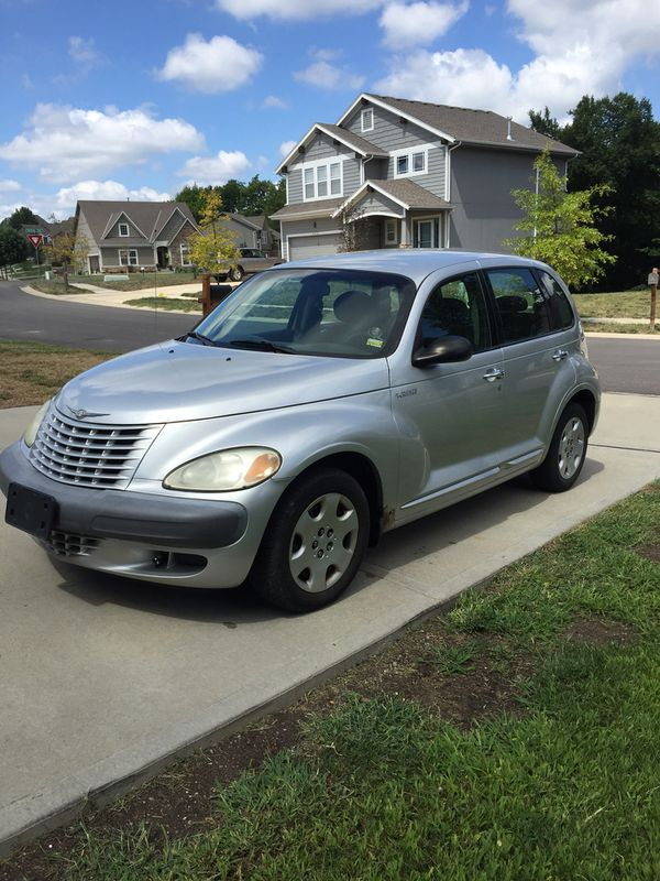 Chrysler Pt Cruiser 2003 4cyl Aut Runs Good No Mechanical Or Electrical Problems At All 174 000 Miles 1800 00 Dlls Obo For In Olathe Ks Offerup