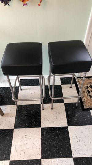 Photo Two bar stool for $30