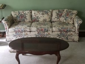 Floral Couch for Sale in Fairfax, VA