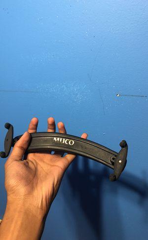 MUCO 4/4 Violin Shoulder Rest for Sale in Germantown, MD