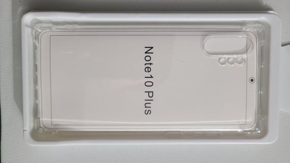 Note 10 Note 10 plus s10 plus clear case.