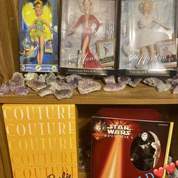 Antique Barbie collection and Some In More Recent Years  Thumbnail