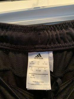 Men's XL Adidas Sweats  Thumbnail