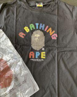 NEW AUTHENTIC BAPE T-SHIRT XL Thumbnail