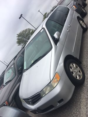 2002 Honda van 150,000 title clean issues NONE.. for Sale in Baltimore, MD