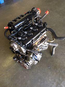 Nissan Altima 2002-2005 engine 2.5L QR25 Motor genuine low miles Thumbnail