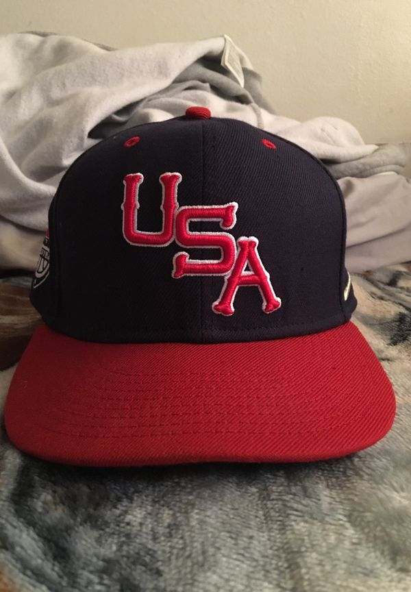 cef9e715f2e Nike USA Basketball Hat for Sale in Spring Valley