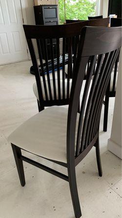 Italian made dining chairs 4 Thumbnail
