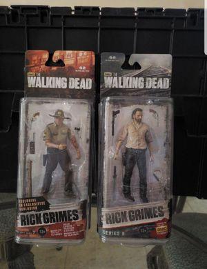 The Walking Dead Action Figures 15 Total for Sale in Apopka, FL