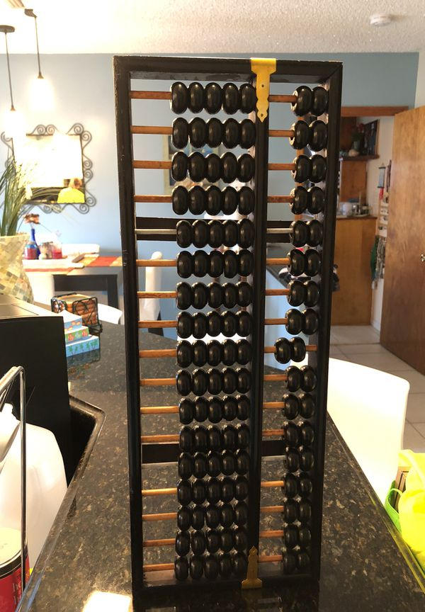Lotus Flower Brand Abacus For Sale In Miami Lakes Fl Offerup