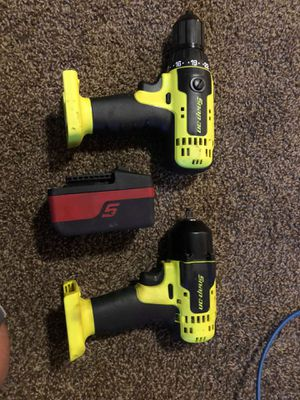 New snap on compact gun and drive for Sale in Odenton, MD