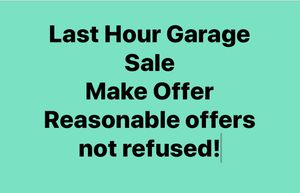 Last Day Last Hour Make Offer ! for Sale in Bluffdale, UT