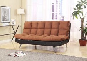 Brown Adjule Futon 250 Delivery Is Available For In Richmond Va
