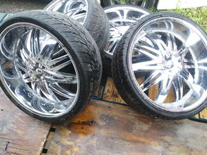 26 inch wheels for Sale in Forestville, MD
