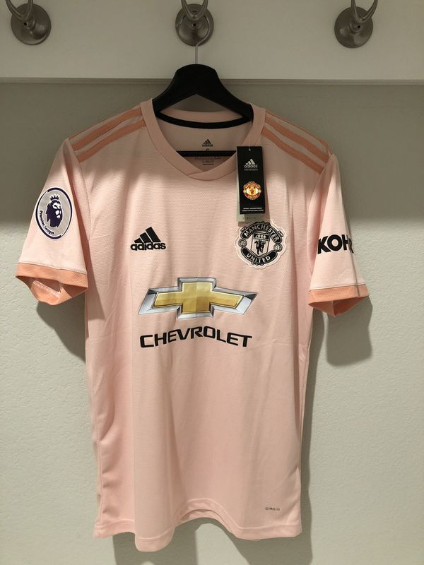 Manchester United third kit 18 19 for Sale in Plano d13f68541