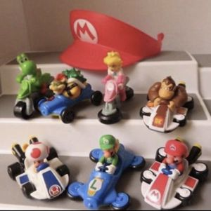 Mario Kart Toys Collection for Sale in Pine Hills, FL