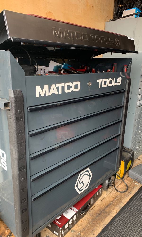 Matco tool box for Sale in Glendale, CA - OfferUp
