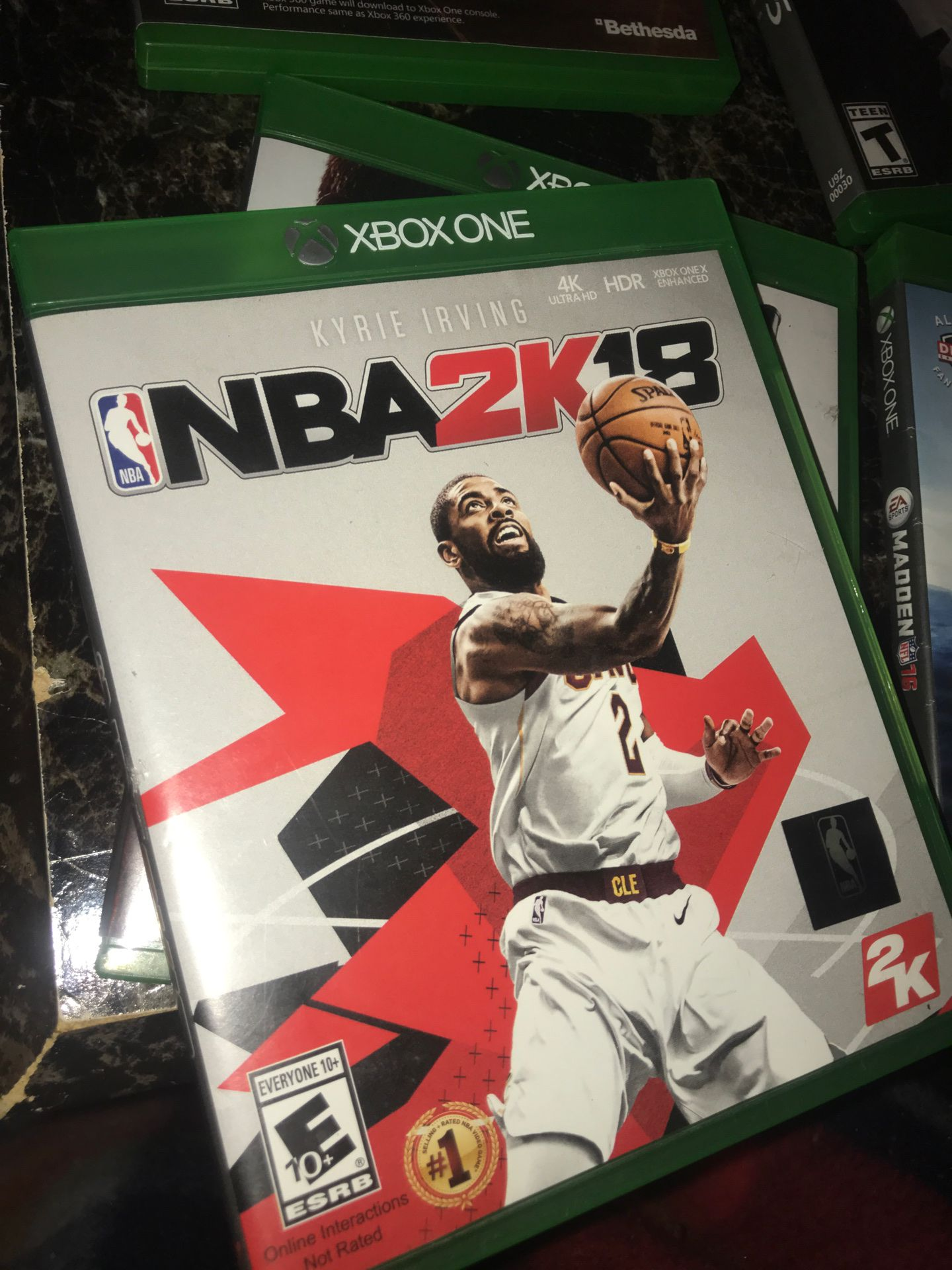 Xbox one games 25 $ for all