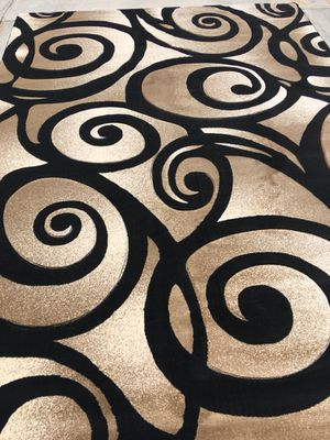 New 8x10 Large Hand Carved Area Rug For In Las Vegas Nv