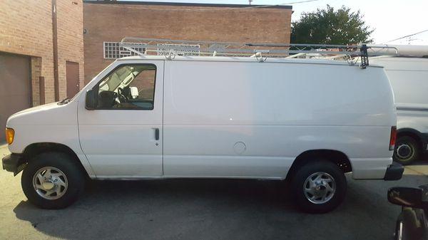 7425cb601c 2006 Ford Econoline E250 PERFECT CONDITION for Sale in Addison ...