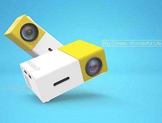 LED Mini Projector Thumbnail