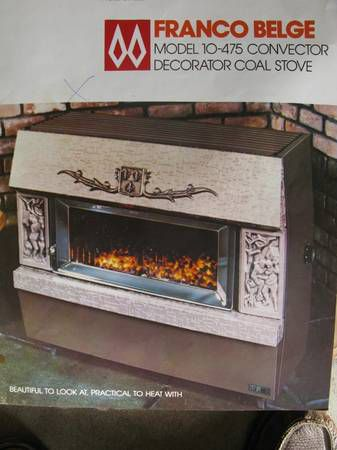 Franco Belge Pea Coal Stove Best Image Stove 2018