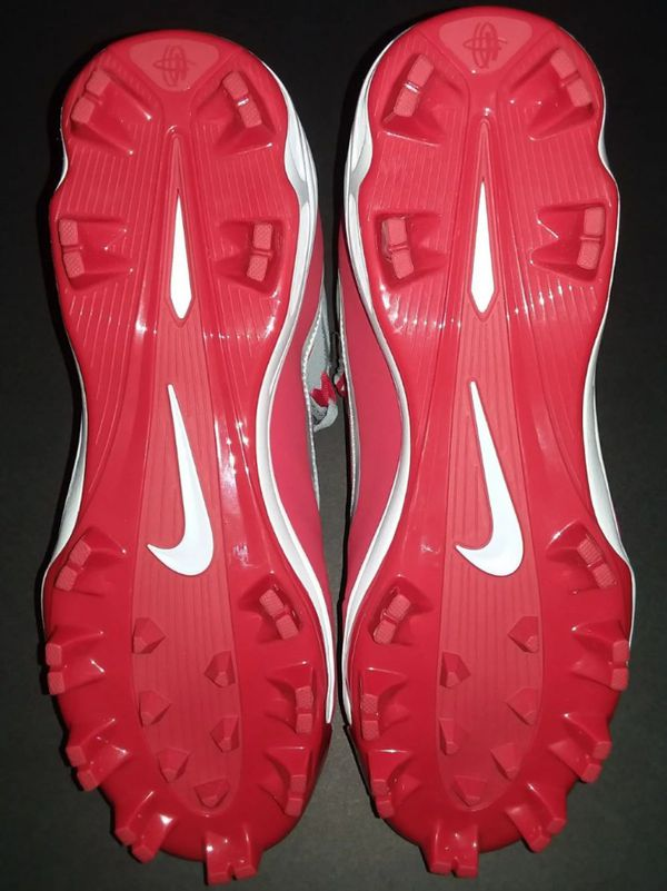 NIKE HUARACHE BASEBALL CLEATS SIZE 12 (Clothing   Shoes) in Dallas ... d6870cbe4