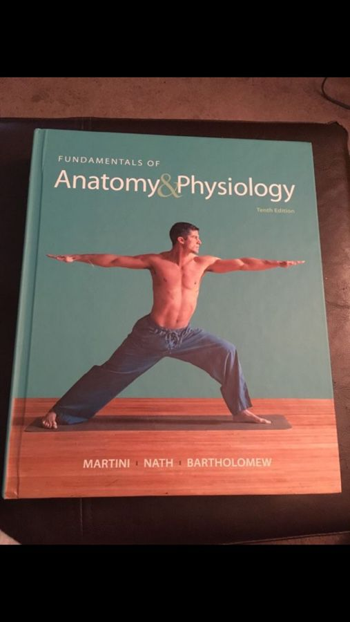 Fundamentals of Anatomy & Physiology textbook for Sale in Norcross ...