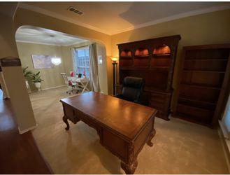 3 Piece Solid Wood Hooker Desk Set Thumbnail