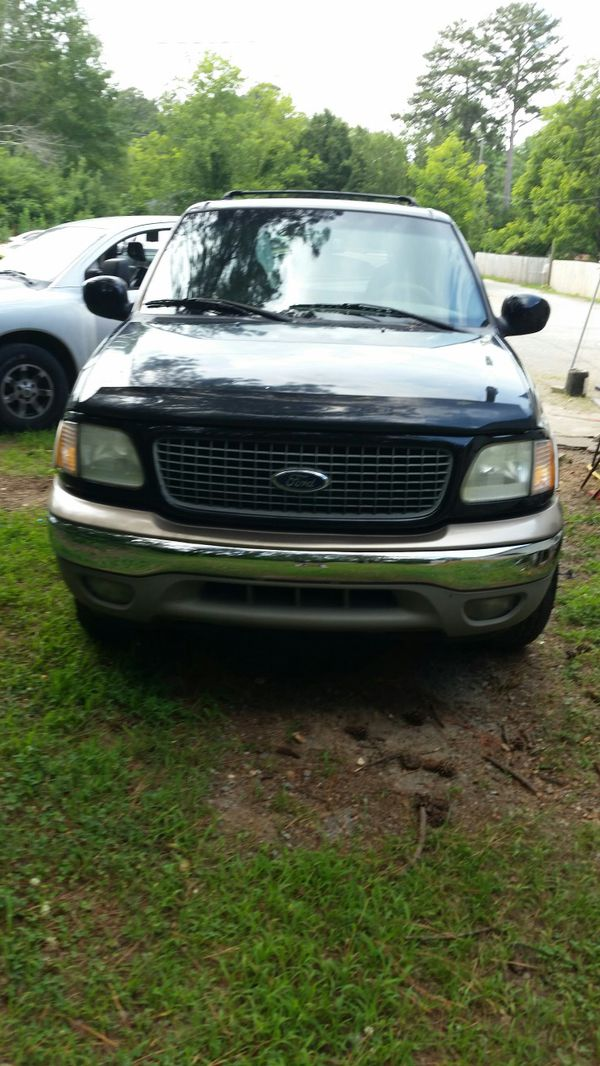 2002 ford expedition for sale in stone mountain ga offerup. Black Bedroom Furniture Sets. Home Design Ideas