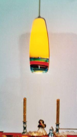 VENINI hanging lamp. made in Venice. for Sale in Miami, FL