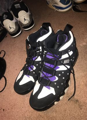 BARKLEY NIKE SHOES SIZE 13-14 for Sale in Bowie, MD